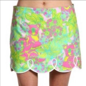 Lilly Pulitzer BUG SQUEEZE SKIRT